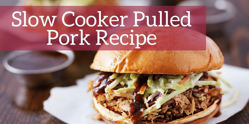 Classic Slow Cooker Pulled Pork Recipe
