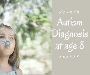 Diagnosed with Autism at 8 years – Our Daughter's Journey