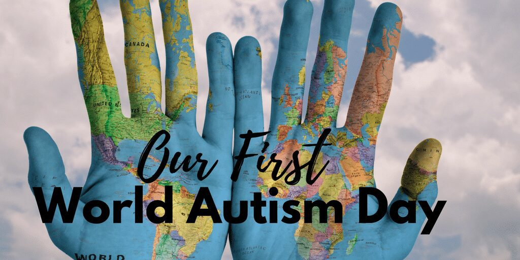 Our first World Autism Day