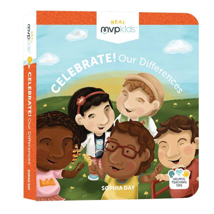 Celebrate Our Differences (toddler)