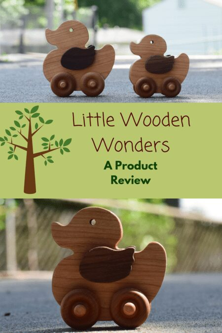 Little Wooden Wonders Product Review