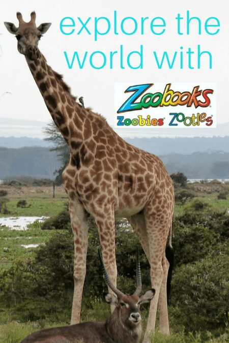 Zookbooks -Explore the World with your child and Zoobooks!