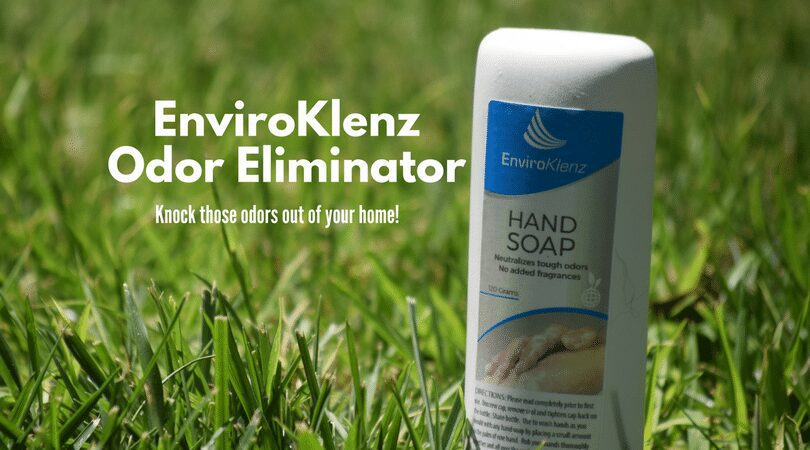 EnviroKlenz Natural Odor Eliminator Review - All natural products that eliminate odor and chemical pollutants in your home