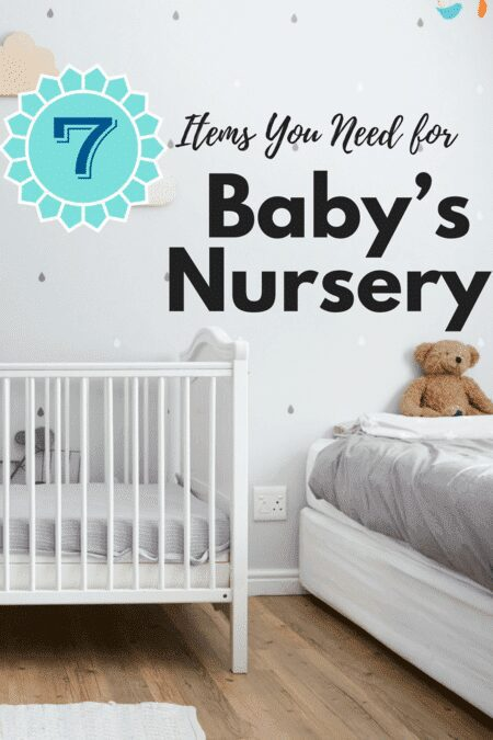 Baby's Nursery - Find out what items you should purchase for baby's nursery