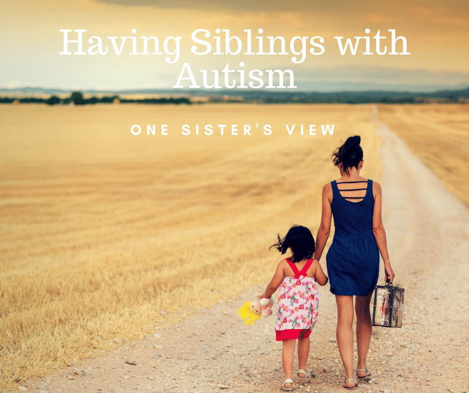 One sister's view on having two siblings with autism