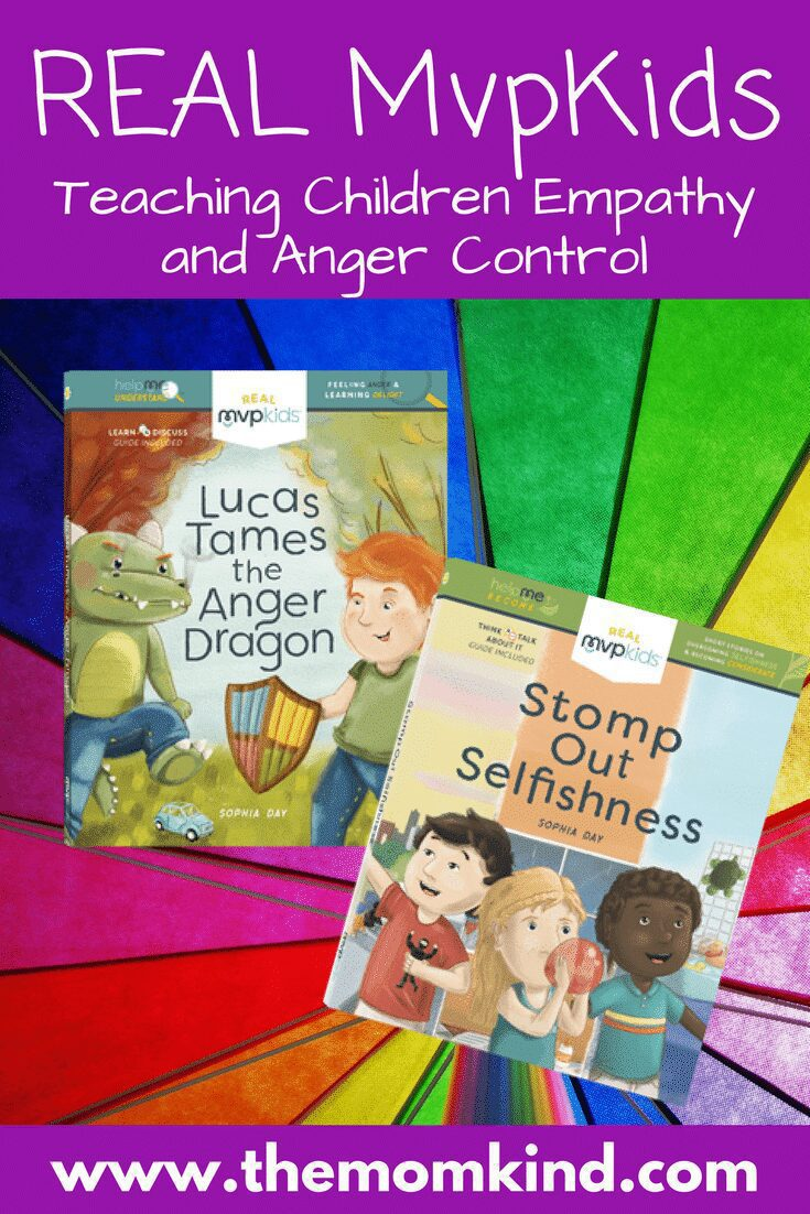Teaching Children Empathy and Anger Control - Real MVP Kids Help Me Series Teaches Early Elementary aged children important skills in a way they can understand. Great Social Stories for your children with Autism, ADHD, and other Special Needs