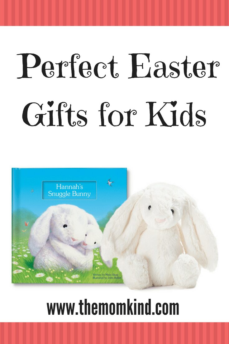 Looking for a great gift for Easter? Check out these two perfect Easter gifts for kids. Snuggle Bunny, Book, and Thank you Lord for Everything Book
