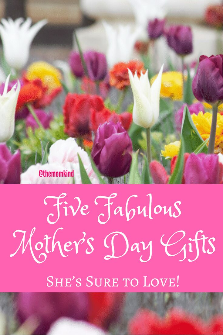 Five Fabulous Mother's Day Gifts for New Mommas - Make life a little easier for that new mom with these awesome git ideas.