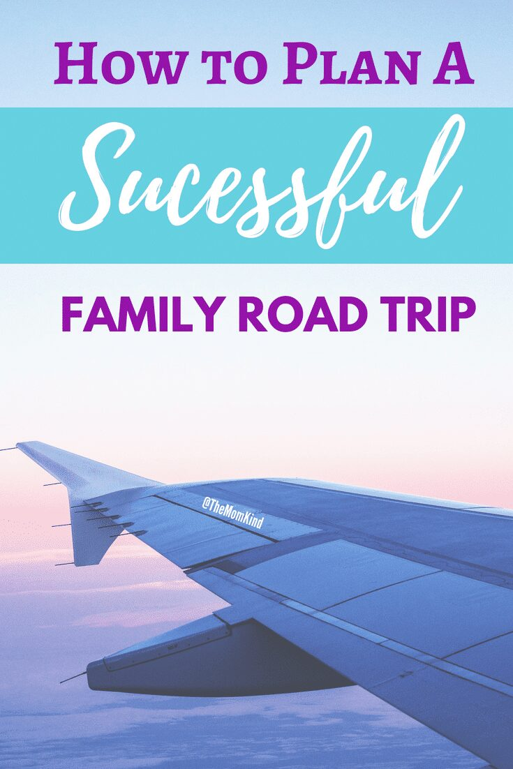 No matter how big or small your family is or how many generations are coming along for the ride, the key to a successful family trip is planning. - How to plan a successful road trip for your next family vacation