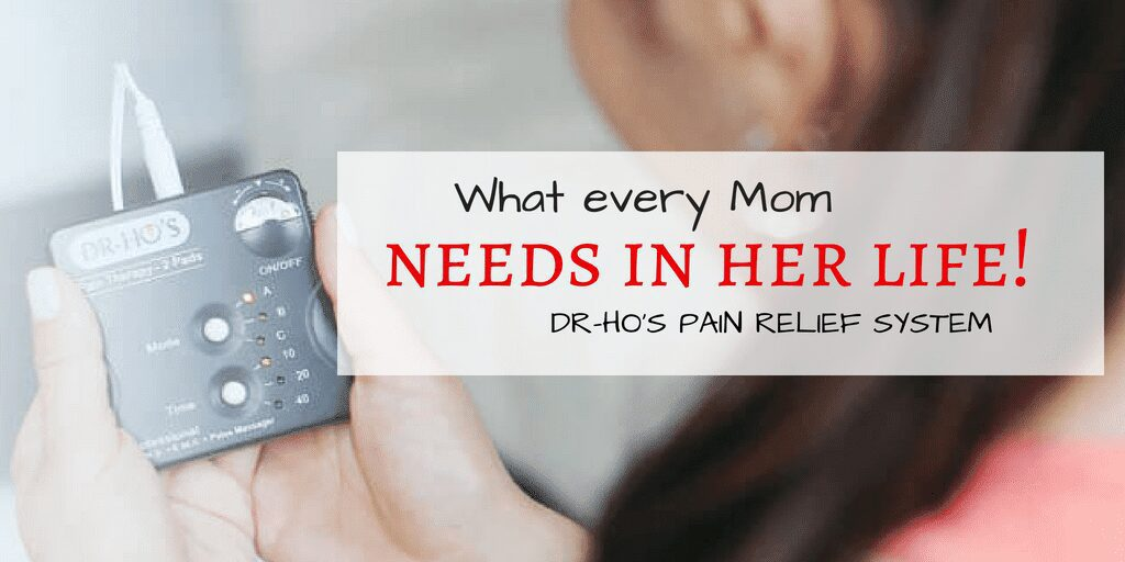 For as far back as I can remember, I have suffered from fibromyalgia...your muscles and joints aching...I highly recommend DR-HO'S Pain Relief System. new way of approaching TENS & EMS systems (review)