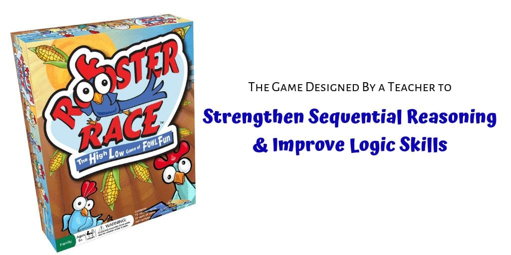 Rooster Race~ The High Low Game of Fowl Fun | Review