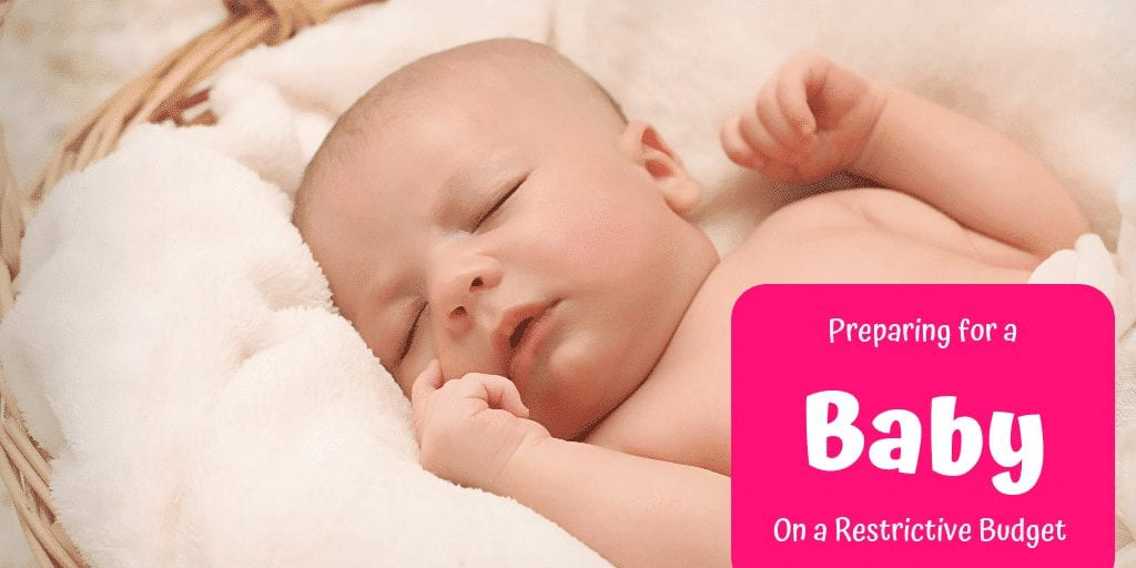 Having a baby is an amazing time, but babies cost a lot though! Check out these tips for prepapring for a baby with a restrictive budget