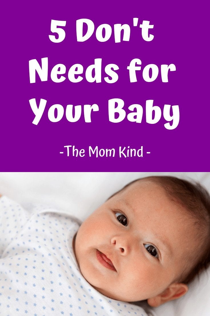 What you need for baby | A New Parent's Guide: The journey to motherhood may often become confusing when you go from a mother-to-be to a new mom. Check out these Must Haves and Don't needs for your baby.
