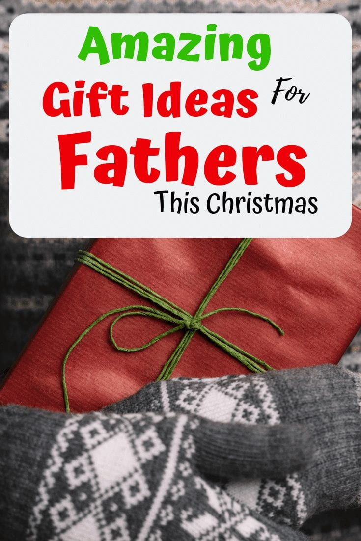What present should I get my dad for Christmas? It's easier than you think. Check out these 7 Amazing Gift Ideas For Fathers This Christmas