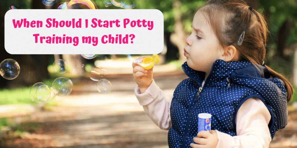 When Should Start Toilet Training My Child? Check out these tips to find out the answer!