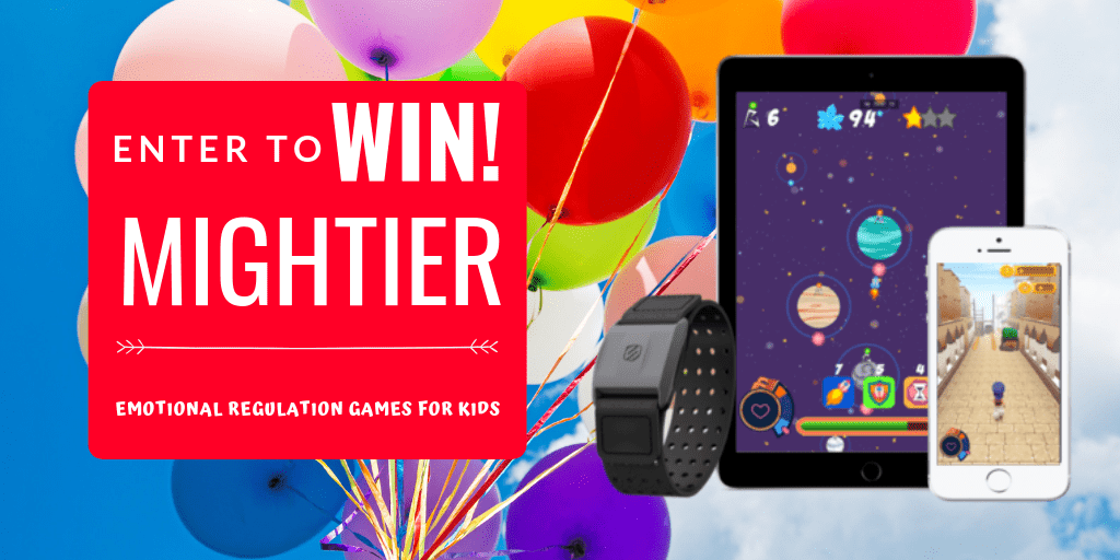 Be Mightier Giveaway