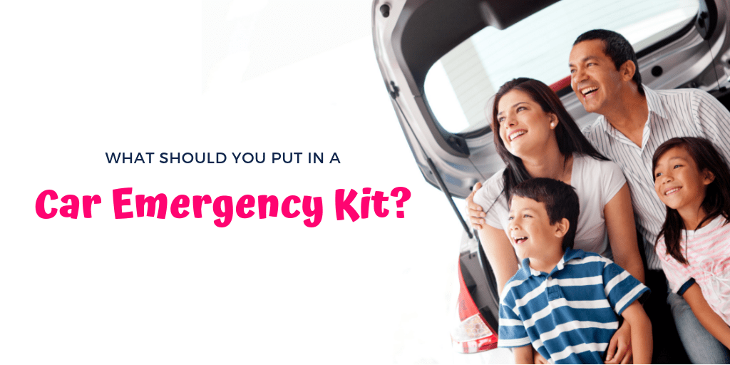 What should you have in a Car Emergency Kit to keep your family safe on the road? Check out this Infographic to find out!