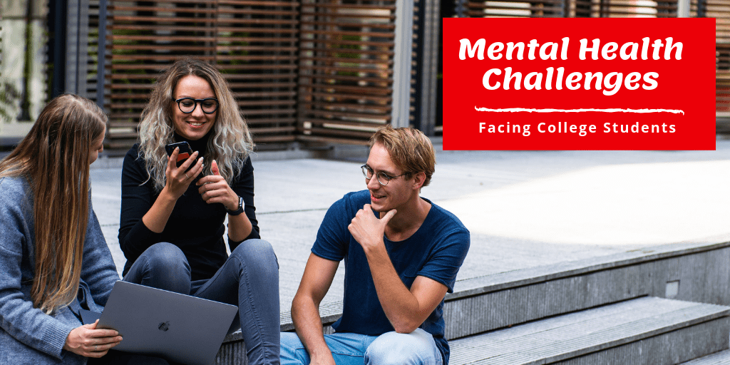 Mental health at university is on the rise. Learn about the signs and symptoms you should be looking for in your college bound child.