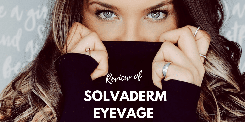 Eyevage - It is anti-aging cream that reduces fine lines and wrinkles in the skin area just below and on the sides of your eyes. It hydrates and firms up the skin to make the reverse aging process longer lasting.