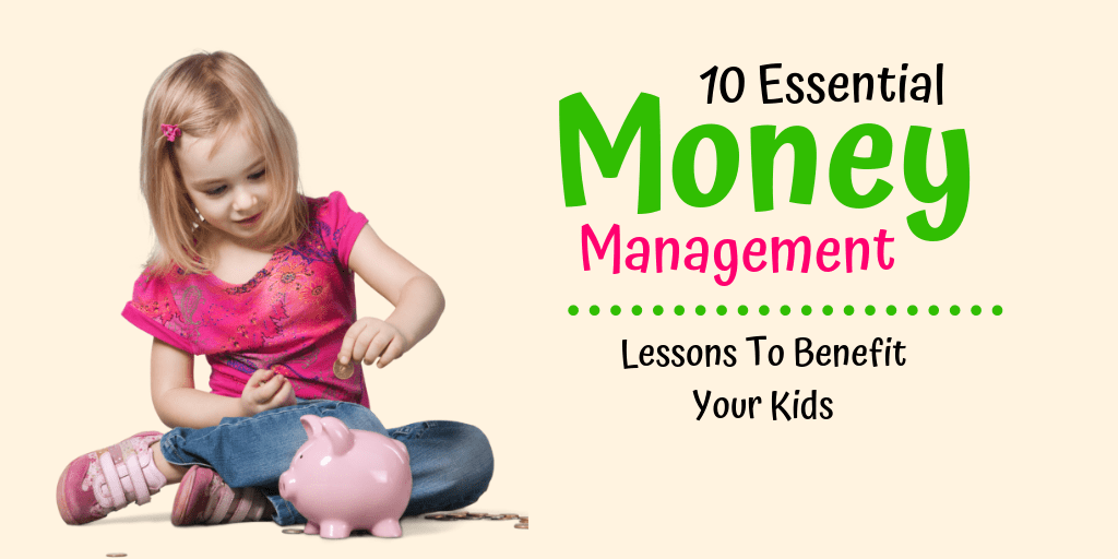 Your children will surely benefit from money management lessons that only you can give them at this point in their lives. Check out these 10 Essential Money Management Lessons To Benefit Your Kids