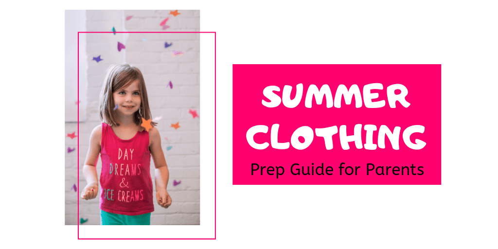 Keeping kids comfy and cool during the summer months is an absolute must. Check out our Top 5 Tips to Keep Your Little Ones Comfy & Cool