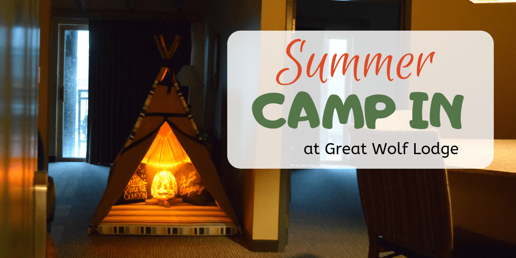Great Wolf Lodge Summer Camp In is an event you don't want to miss! Come enjoy summer fun indoors and make memories of a life time!