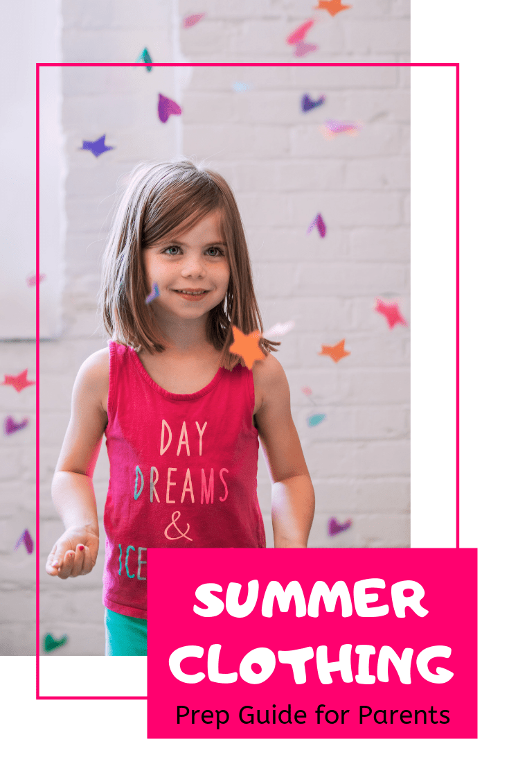 Summer is here, and with the new season comes the need for new clothing for the family. As parents, we all know that keeping kids comfy and cool during the summer months is an absolute must.  Check out our Top 5 Tips to Keep Your Little Ones Comfy & Cool Without Breaking the Bank
