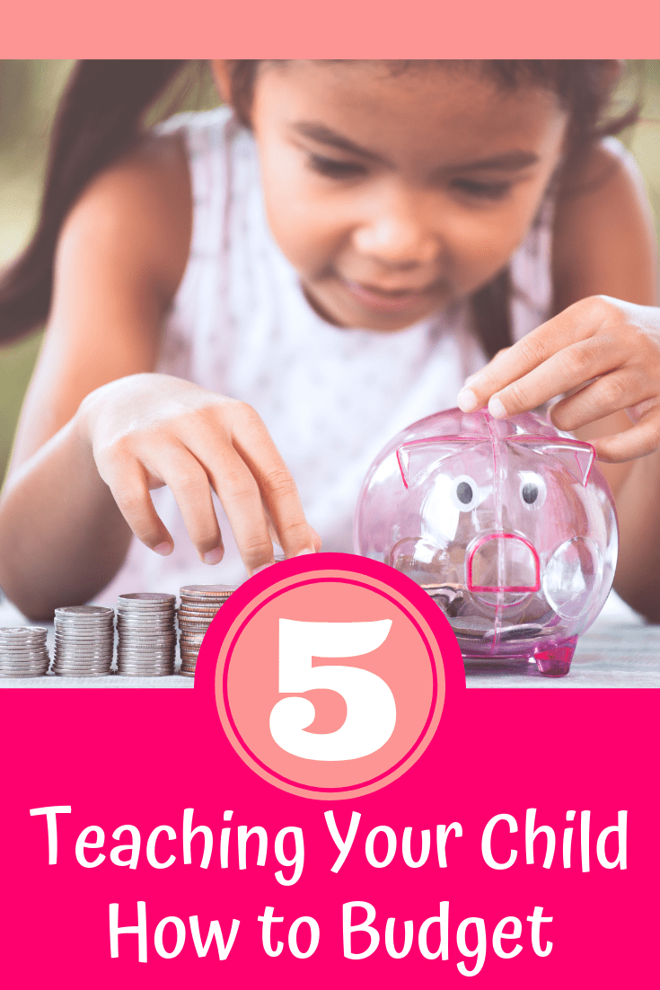 Teaching your kids how to budget from a young age is a great place to start if you're hoping to help them cultivate frugal practices for the future. Consider these five simple tips as you start showing your child how to budget.