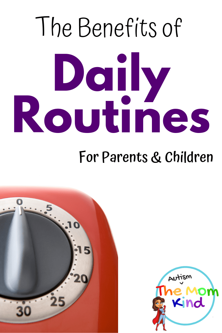 Children thrive from having routines and they are not alone!  Parents can get just as many benefits from scheduling out their days.  Find out Why a Daily Routine Is Essential for Both Parents & Children During the School Year