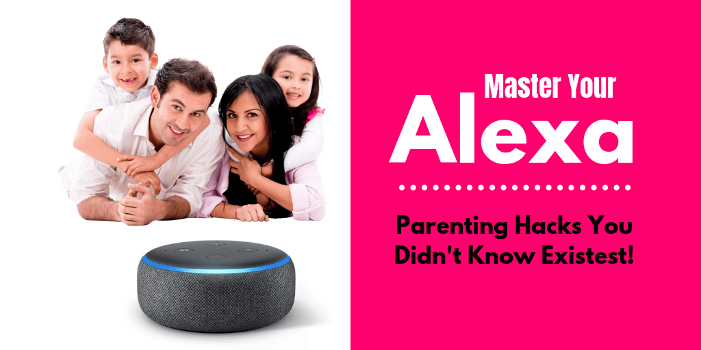 5 Life-Changing Amazon Alexa Hacks for Parenting Amazon Alexa is a great resource for parents with kids of all ages. From offering homework help to keeping household supplies stocked to giving free speech therapy, Alexa can help make parenting a lot easier.