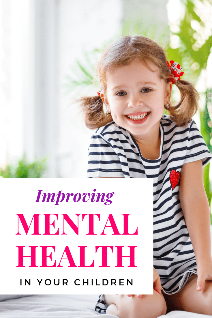 Being a parent can be rough, & sometimes, it's also hard on your child. There are ways to help you and your child do better mentally in life.