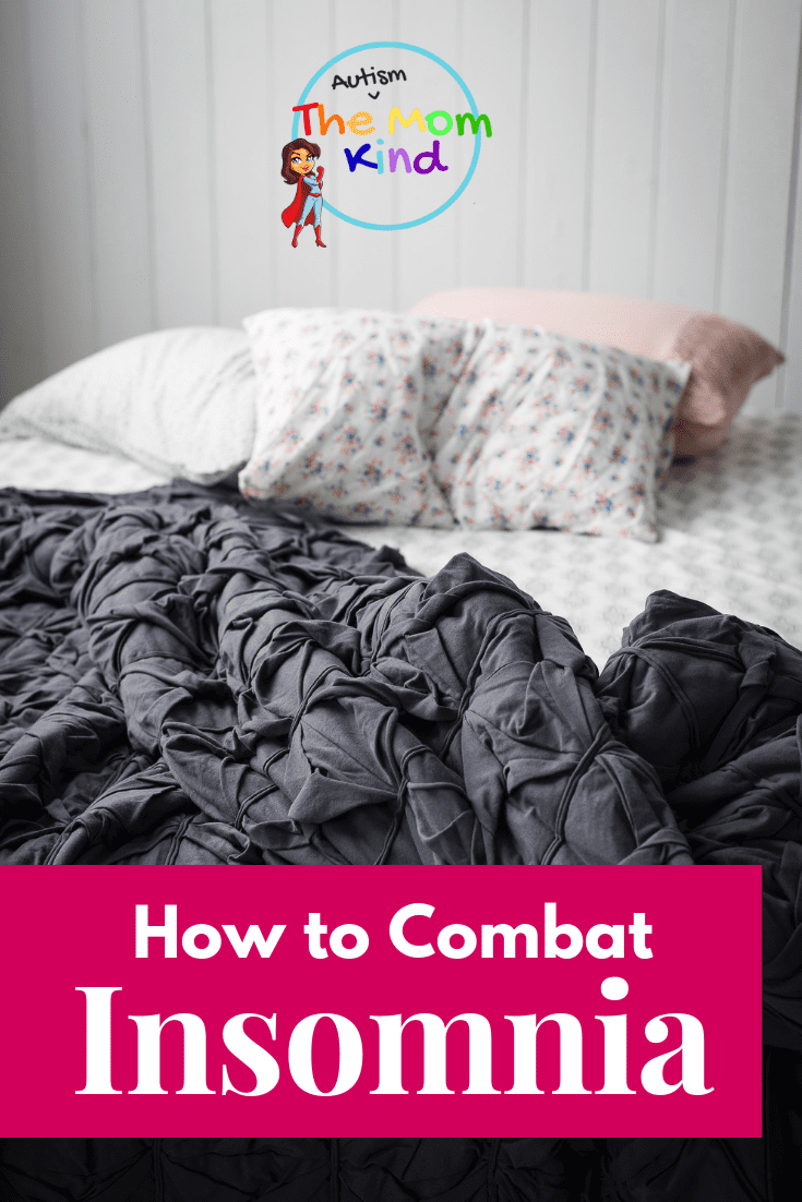 Insomnia is no fun!  Learn some important tips to help you sleep when your body doesn't want to!