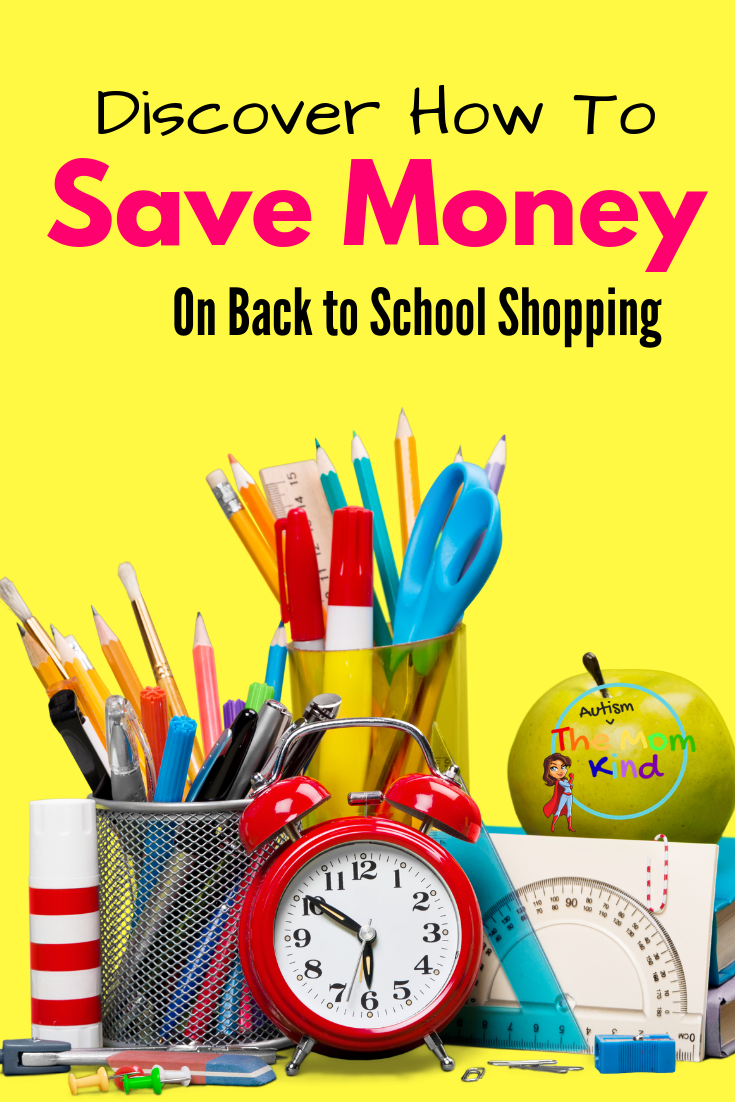 Going Back to School Shopping on a budget may seem stressful, but it doesn't have to be!  Make sure to follow this tried & true advice! #bts #backtoschool #parenting #parentingonabudget