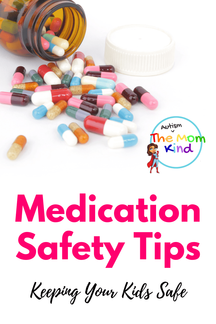 Keeping your kids safe with medications in the home is a most! Check out these great tips for parents!