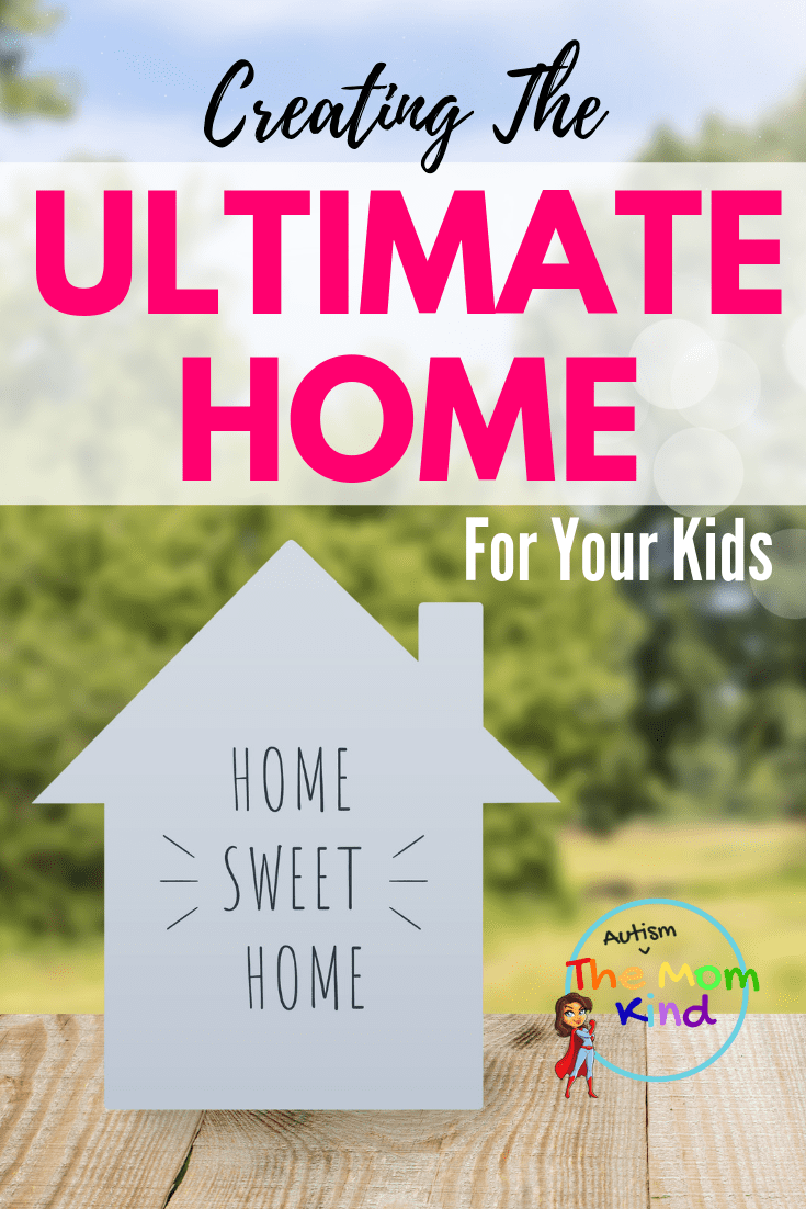 Creating the ultimate home for your kids is not about spoiling them. It is about giving them somewhere that nurtures them and helps them to grow into amazing adults! #parentingtips #designideas #kidsfriendly