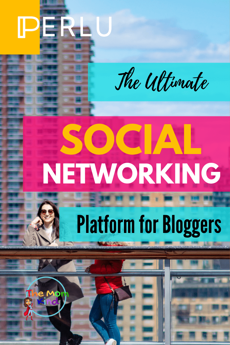 Perlu is The Ultimate Influencer Network for Bloggers. Not only can you collaborate with brands, you can also connect with other influencers! #mombloggers #influencers #howto