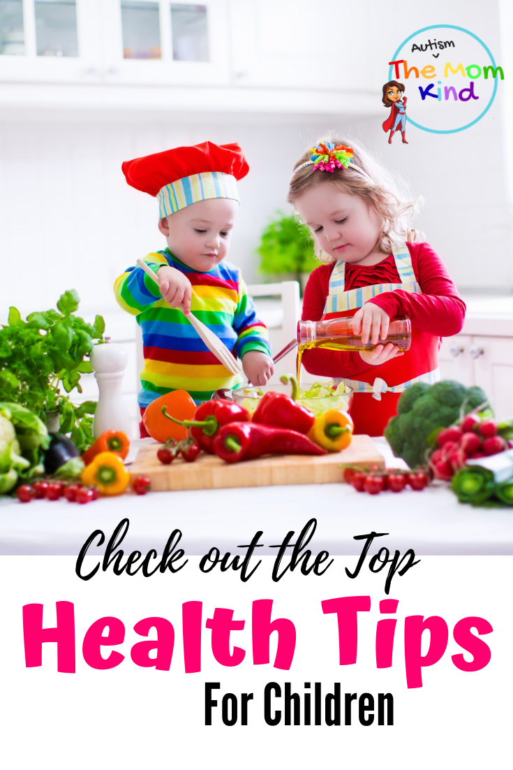 Improve your children's health if you take the time to implement them in your children's lives. Check out these Health Tips for Children #parentingtips #healthyliving #healthchildren