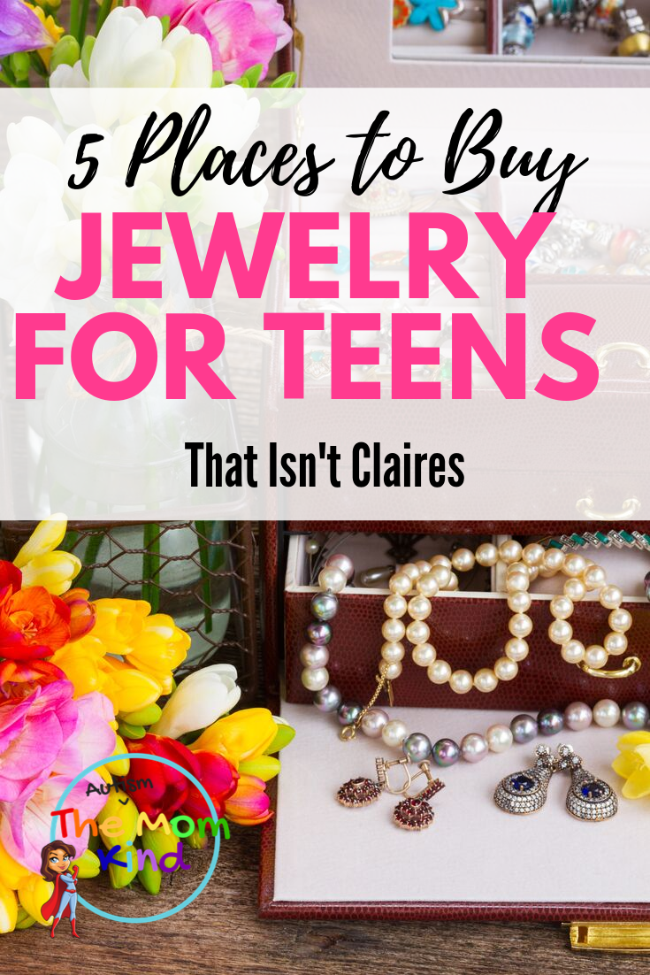 From subscription boxes to department store jewelry lines, there are plenty of options available for tweens that aren't Claire's.