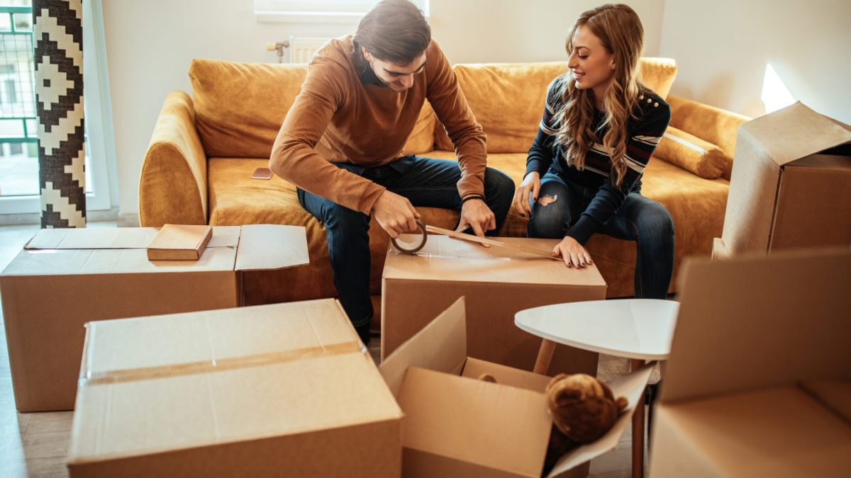 When it comes time for the big move, these 5 Things To Do Before Moving To A New Home will set you up for success in your new house.