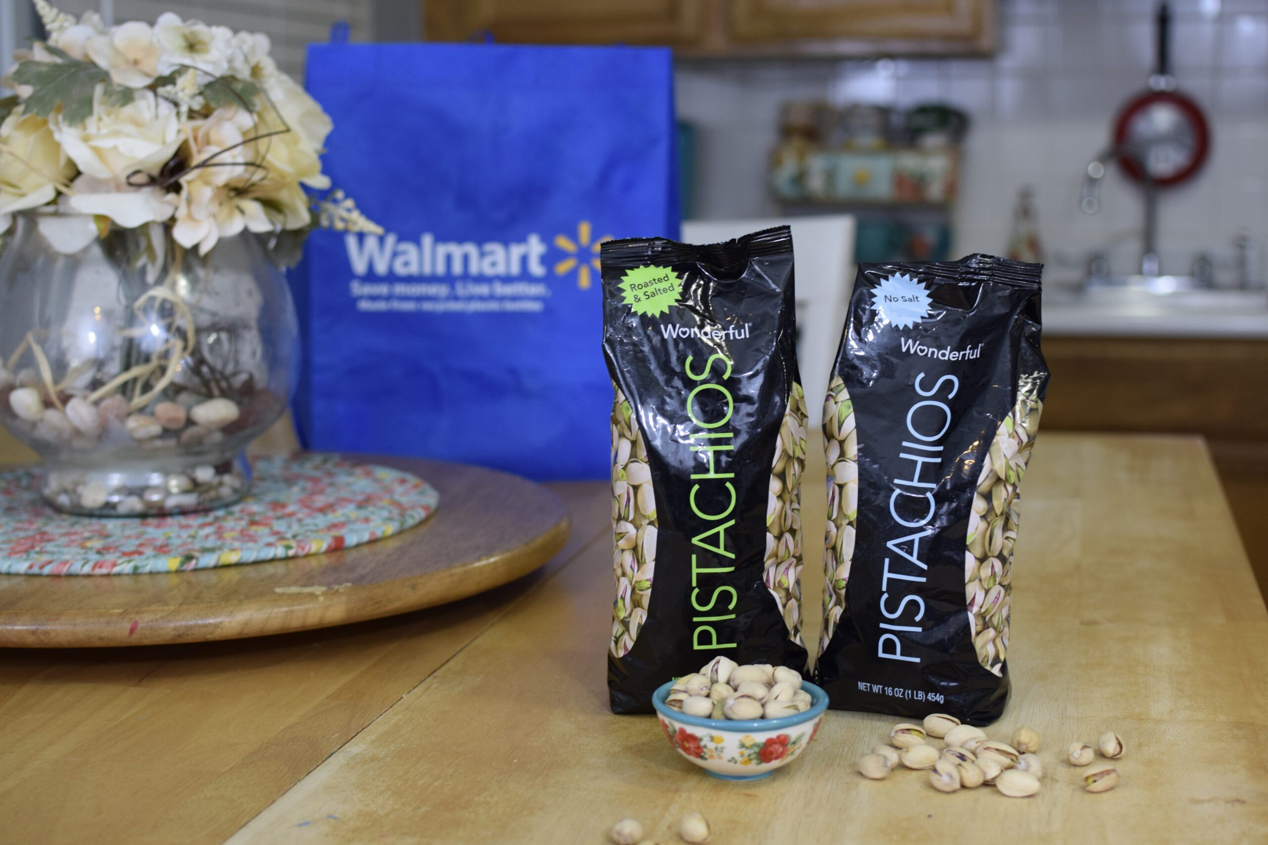 Go Nuts with Wonderful Pistachios & Toys for Tots