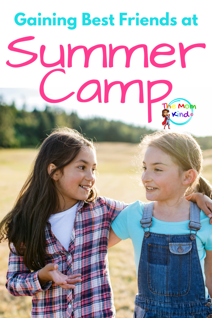 What makes camp best friends the truly best friends you will ever have in your life? Find out how camp friendships form and why they stick.