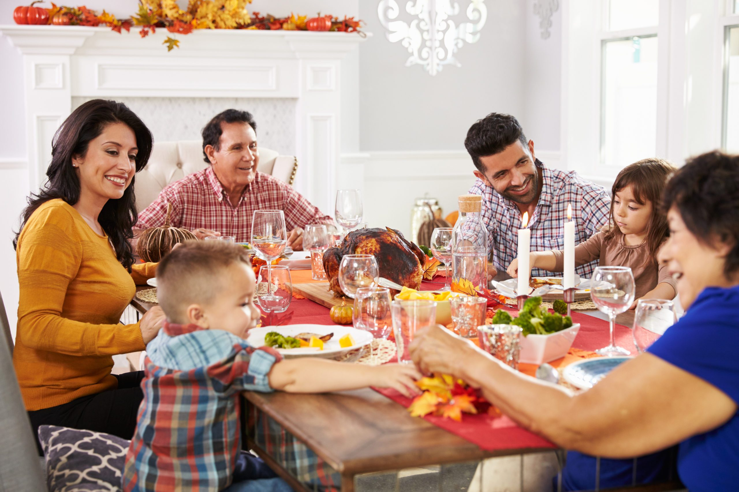 Top 5 Ways to Get Your Kids Excited for Thanksgiving