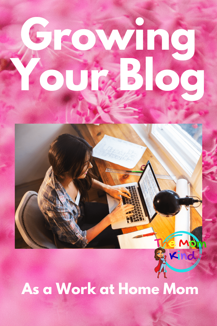 How to Grow your Blog  If you're a work-from-home mamma and looking to pick up your blog traffic- here's how to grow your blog for long-term success. #momblogger #bloggerlifestyle #makemoneyblogging #wahm #sahm