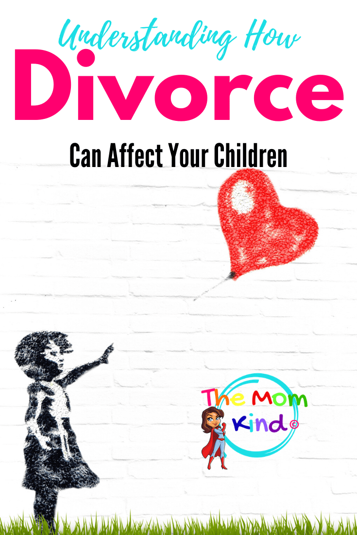 Mood swings, guilt, poor grades, finances and more.  Understanding how divorce can affect your child is about looking at the whole big picture #divorce #parenting #coparenting #seperation #childcustodu #childsupport