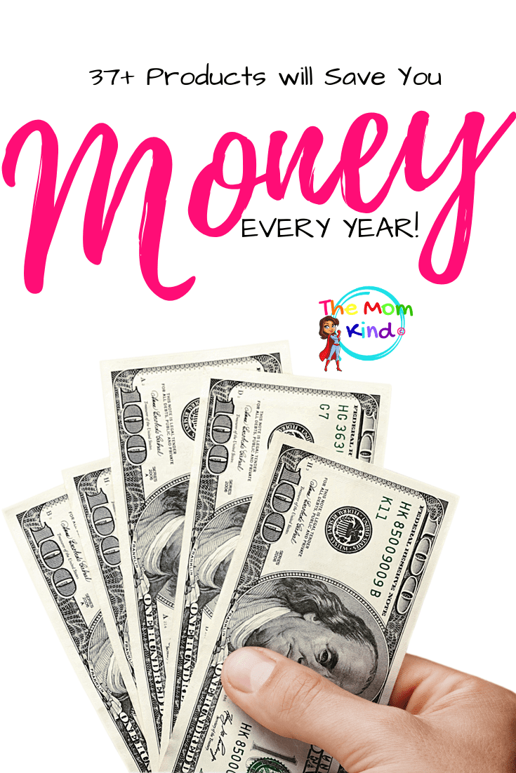 Saving money can be tough, especially if you have children!  Check out our top tips for for Product that will Save you Money this year! #savingmoney #moneytips #moneysavingtips #saving #savingtips #parentingtips #momlife #money