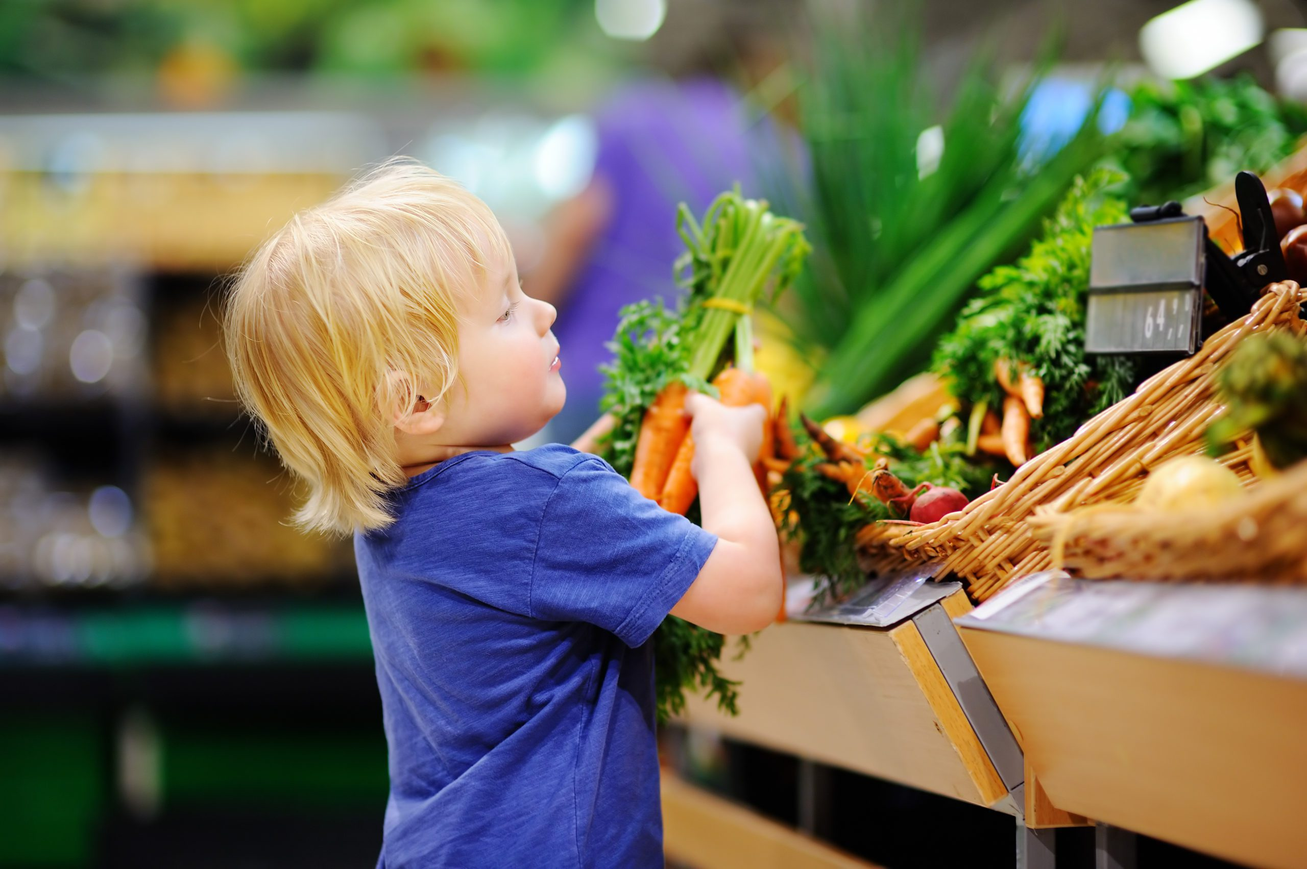 5 Tips on How to Raise a Healthy Toddler