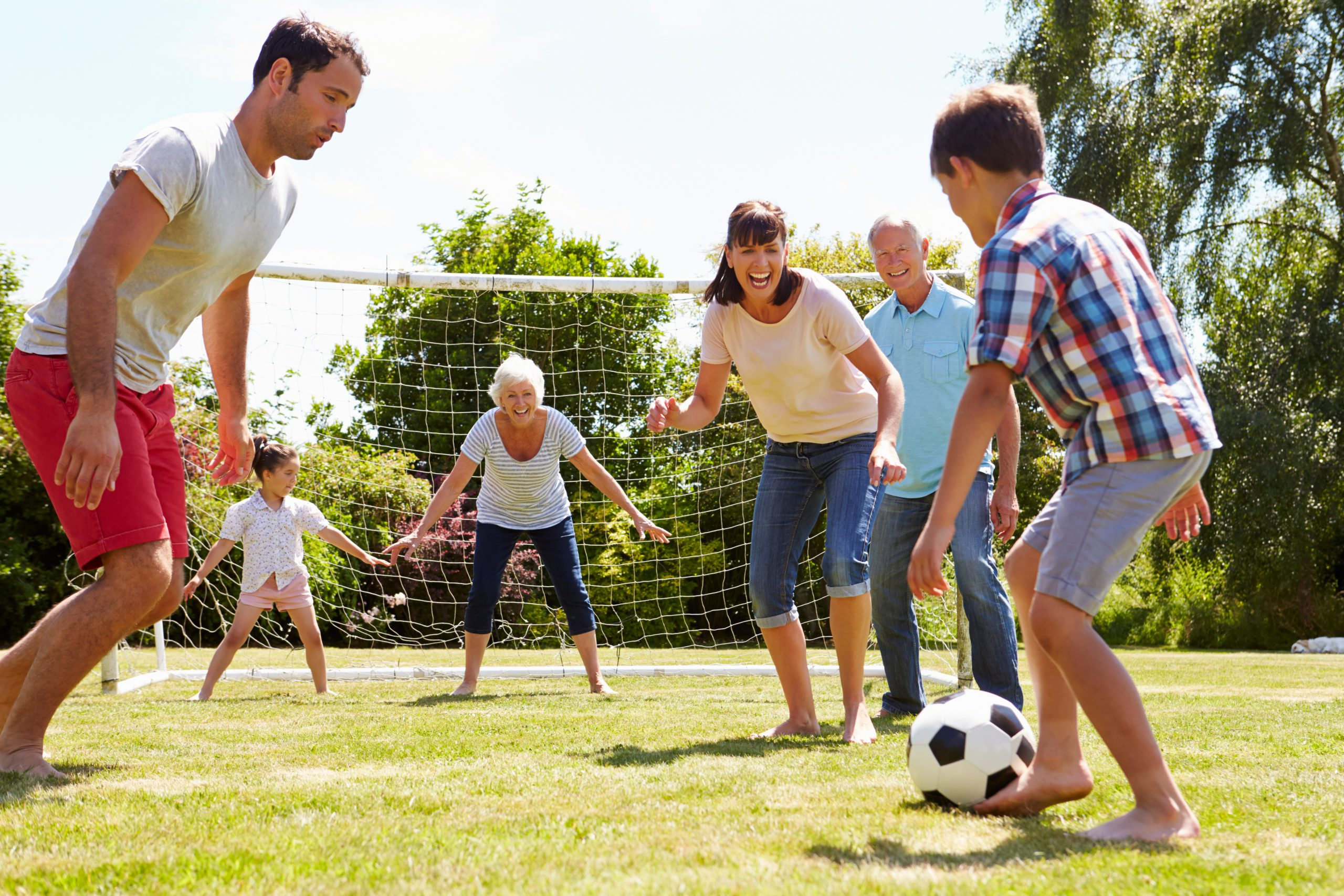 5 Powerful Family Activities for All Generations