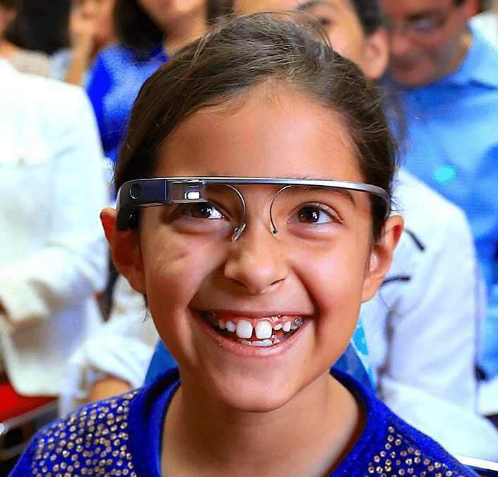 How will we make sure our children with autism are engaged, occupied, and able to handle this newfound anxiety and uncertainty of virtual schooling? The creators of Brain Power are now offering the first wearable system for autistic children (previously only available at schools) in home now! #autism #autismparenting #ai #asd #specialneeds